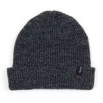 Heather Grey Heist Beanie