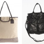 Слева-направо: Marc by Marc Jacobs Two Tone Tote Bag, Surface to Air Cargo Bag