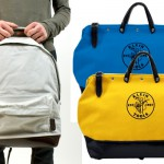 Слева-направо: Property Of Lex Work Pack, Klein Canvas Tool Bag