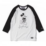Рубаха-реглан Disney x Neighborhood