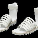 Обувь Kris Van Assche весна/лето 2010