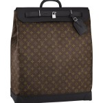 Louis Vuitton Monogram Macassar Steamer Bag