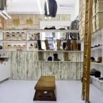 Интерьер магазина Folk в западной части Лондона