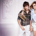 Алекс Уотсон и Эмма Уотсон в рекламе Burberry