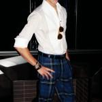 Вся одежда — Tom Ford