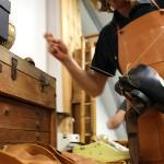 Процесс изготовления обуви Yuketen