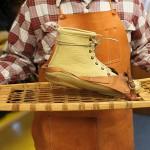 Ботинки Yuketen Maine Guide Boots с приспособлением для хождения по снегу