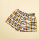 Мужские пляжные шорты в клетку Paul Smith