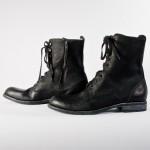 Высокие мужские ботинки из кожи, Сommon Projects