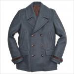 Шерстяное двубортное пальто в милитаре-стиле от Gucci