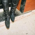 Туфли на шнурках Mr.Hare Orwell