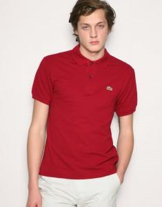 Мужская рубашка поло, Lacoste