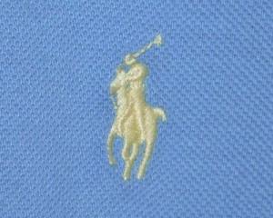 Логотип Polo Ralph Lauren: игрок в поло