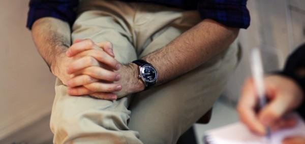 Часы Гилдаса Лоека