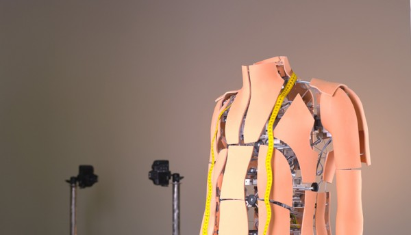 Робот-манекен