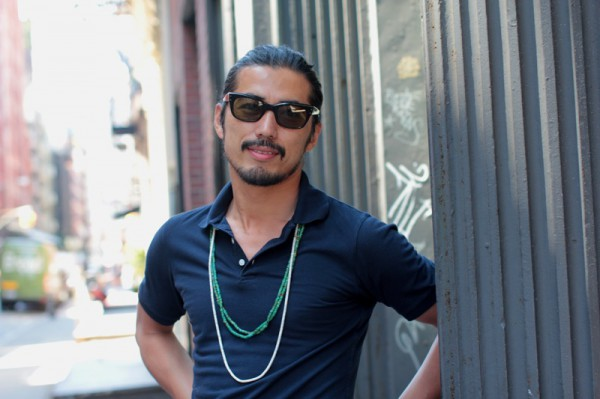 Хироки Накамура, дизайнер и основатель бренда Visvim