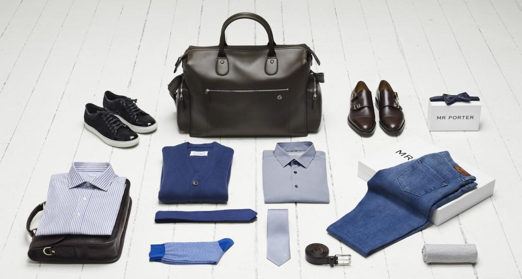 Подборка вещей в мужской гардероб от MR PORTER