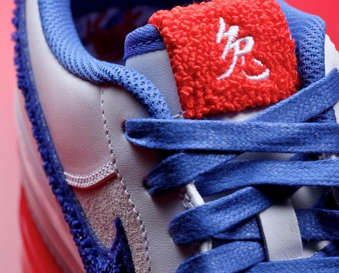 Кроссовки Nike Air Force 1 в честь года Кролика