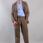 Мужской костюм и рубашка, Universal Works