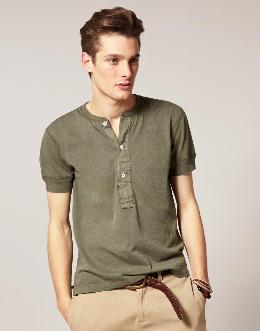 Рубашка хенли с коротким рукавом, Polo Ralph Lauren