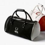 Спортивные сумки-батоны Fred Perry