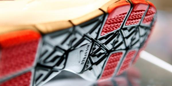 Подошва кроссовок Nike Free