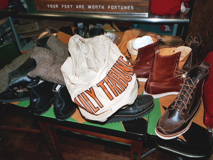 Мужская обувь, сделанная вручную, Yuketen
