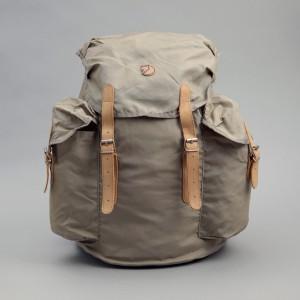 Мужской рюкзак в ретро стиле, емкость 20 литров, Fjallraven
