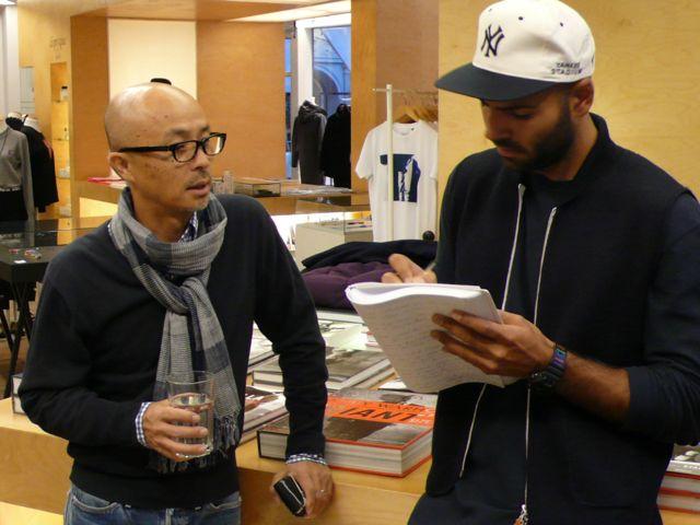 Интервьюс с Эйитиро Хомма, управляющим директором японской марки nanamica