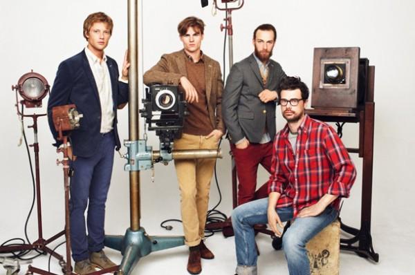 Лукбук коллекции Gant Rugger осень-зима 2011