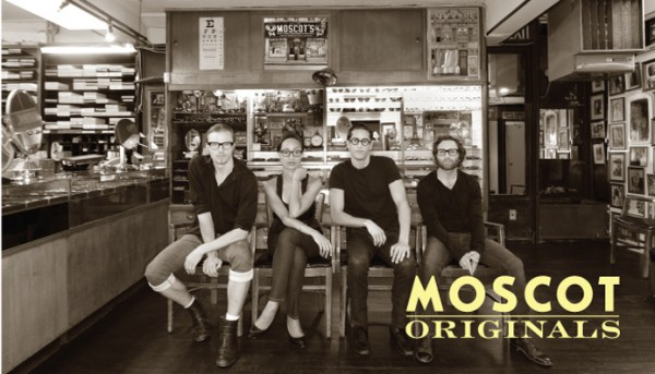 Очки и оправы Moscot Originals