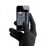 В перчатках Mujjo можно поьзоваться iPhone