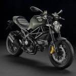 Мотоцикл Ducati Monster x Diesel (вид спереди)
