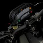 Мотоцикл Ducati Monster x Diesel (рулевая колонка и информационная панель)