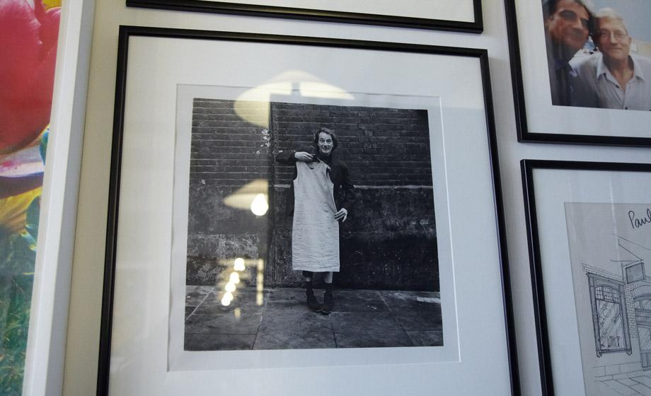 Пол Смит на архивной фотографии