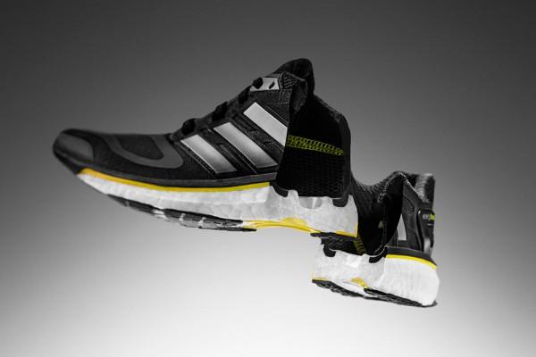 Беговые кроссовки adidas Energy Boost с инновационной технологией BOOST