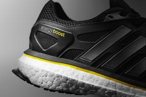 Амортизирующий материал в подошве кроссовок adidas Energy Boost