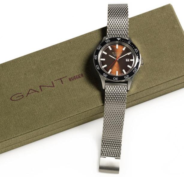 Мужские часы GANT Rugger L.A.S. в классическом дизайне
