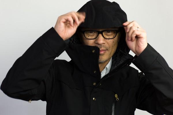Еичиро Хома, управляющий директор nanamica