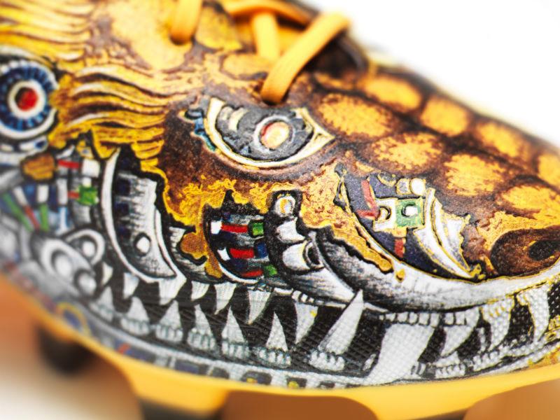 Футбольные бутсы adidas adizero f50 от Йоджи Ямамото