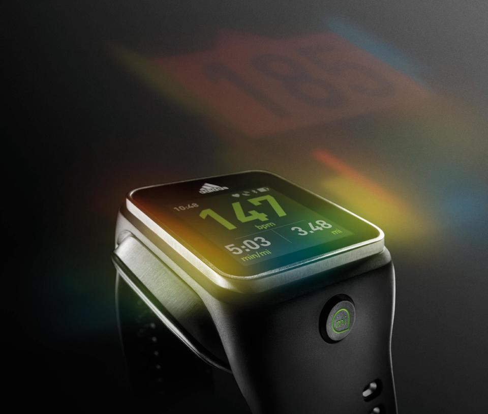 Спортивные часы adidas miCoach Smart Run