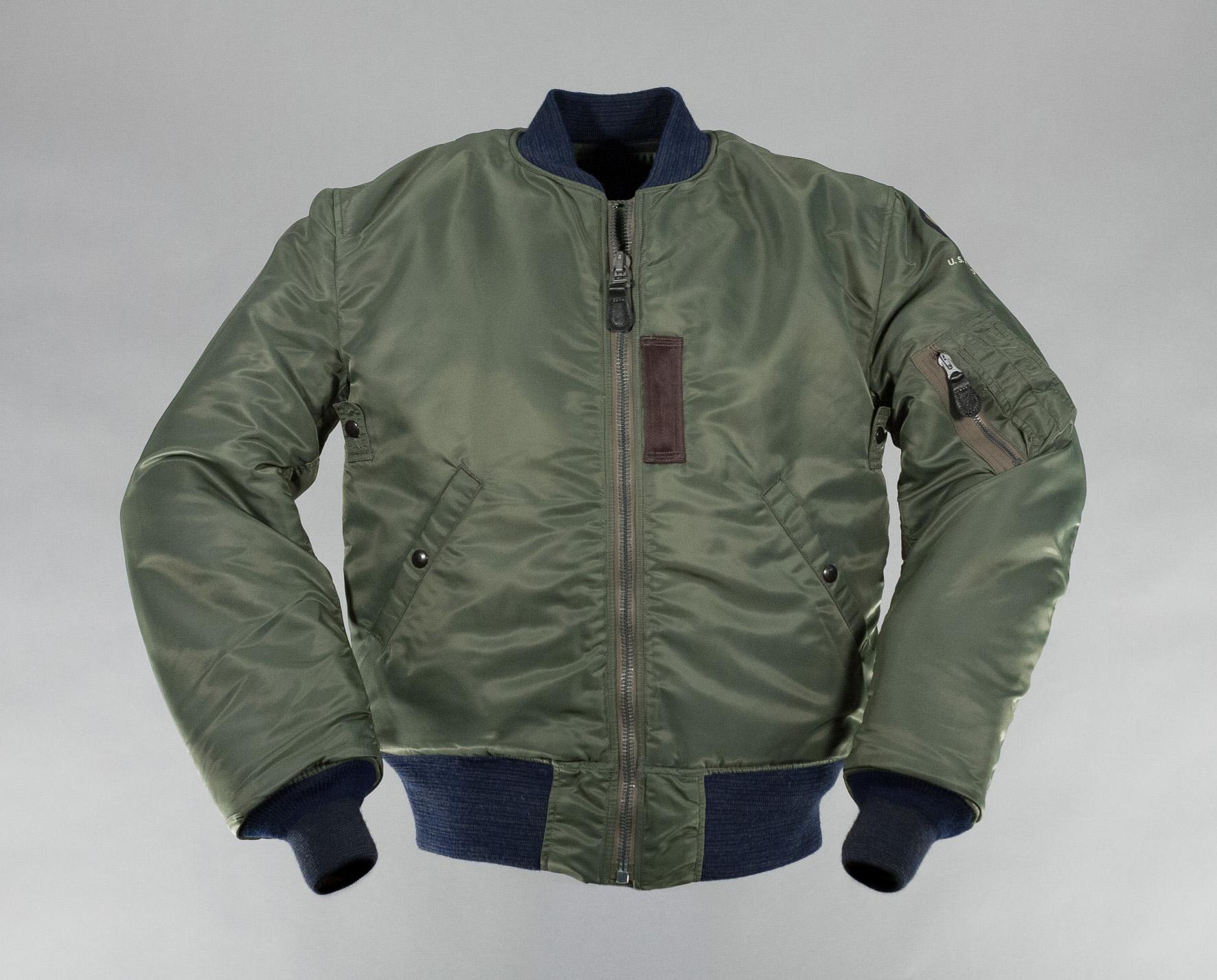 Куртка бомбер Buzz Ricksons MA-1
