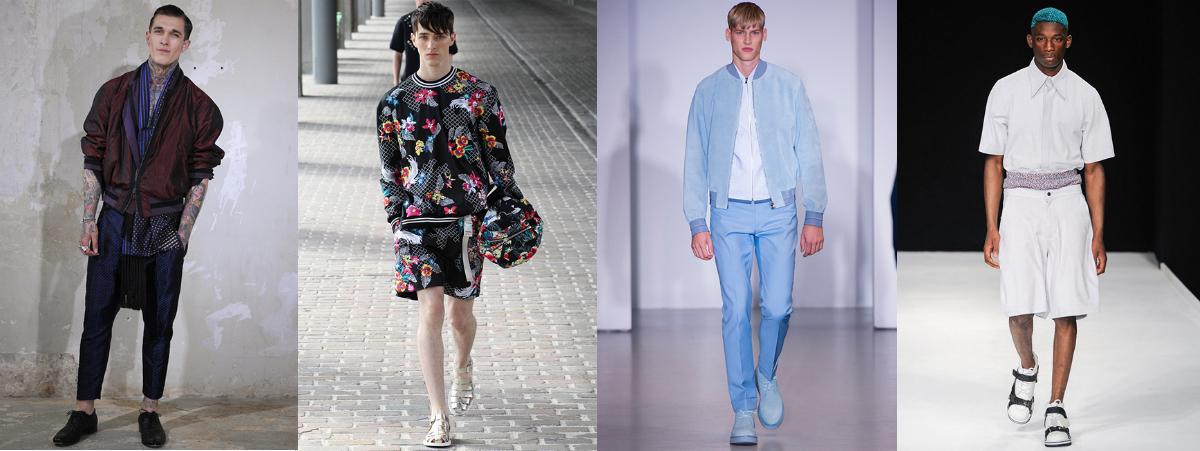 Пятёрка ключевых вещей мужского гардероба на весну-лето 2014