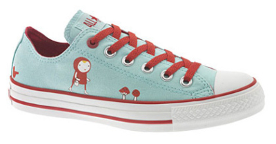 Product RED Converse by Camilla Engman
