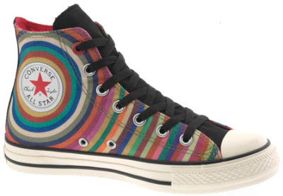 Product RED Converse Chuck Taylor All Star 100 Ripples of Hope by Scott Patt