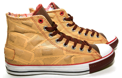 Product RED Converse by Dr. Romanelli