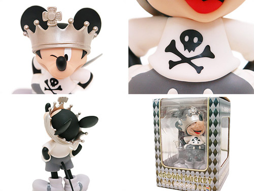 VCD Crown Mickey Mouse (Микки Маус) x Roen